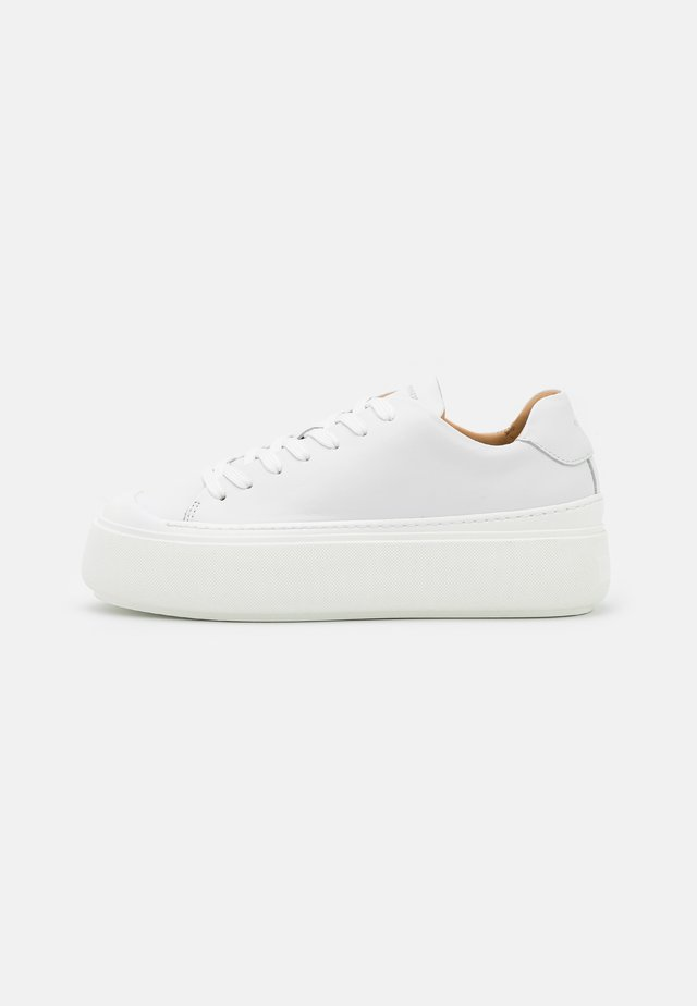 STAM  - Sneakers - white