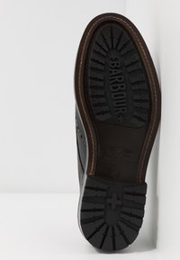 Barbour - OUSE - Smart lace-ups - black - 4