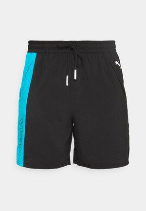 EXCITE SHORT - Sports shorts - black