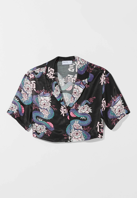 Donna MIT DRACHENPRINT - Camicia