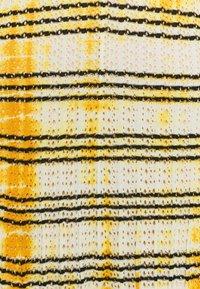 sandro - JULIE - Jumper dress - ecru/jaune - 2