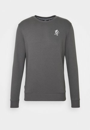 BASIS CREW  - Sweater - dark grey
