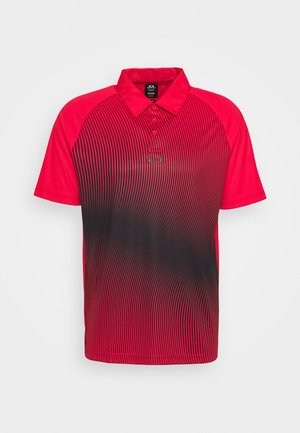 DYNAMIC - Koszulka polo - high risk red