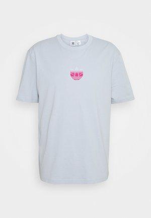 TEE UNISEX - Camiseta estampada - blue