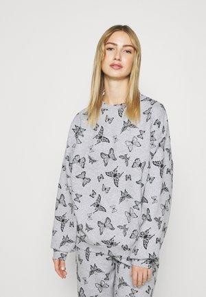 ACID BUTTERFLY - Sweatshirt - grey