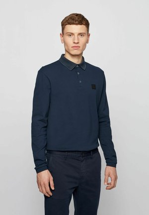 PCLASS - Polo shirt - dark blue