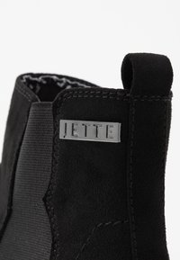 JETTE - Kotníková obuv - black - 2