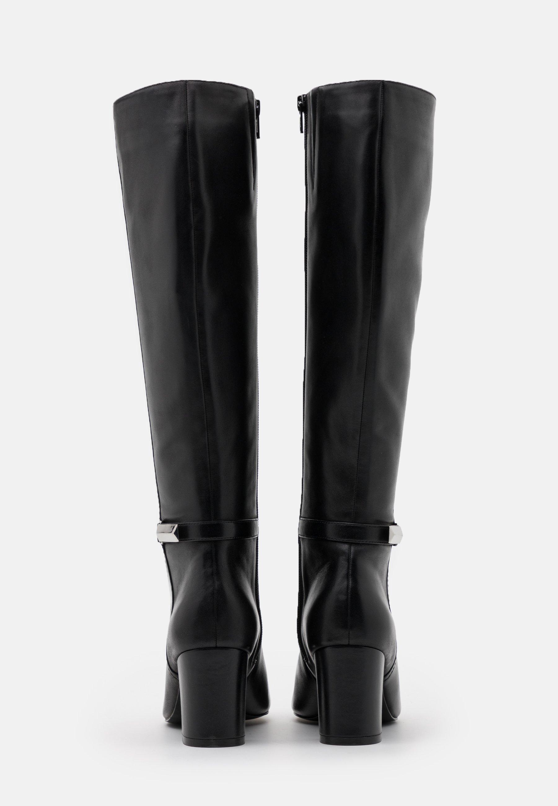 Anna Field Leather - Stiefel Black/schwarz