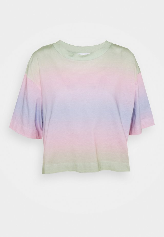 SILA - T-shirts med print - multi-coloured