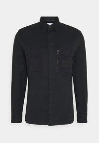Calvin Klein Jeans - MINIMAL UTILITY - Shirt - black - 0