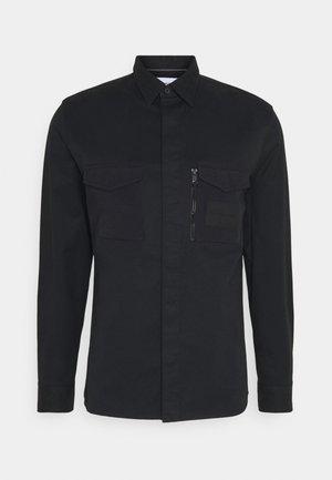 MINIMAL UTILITY - Overhemd - black