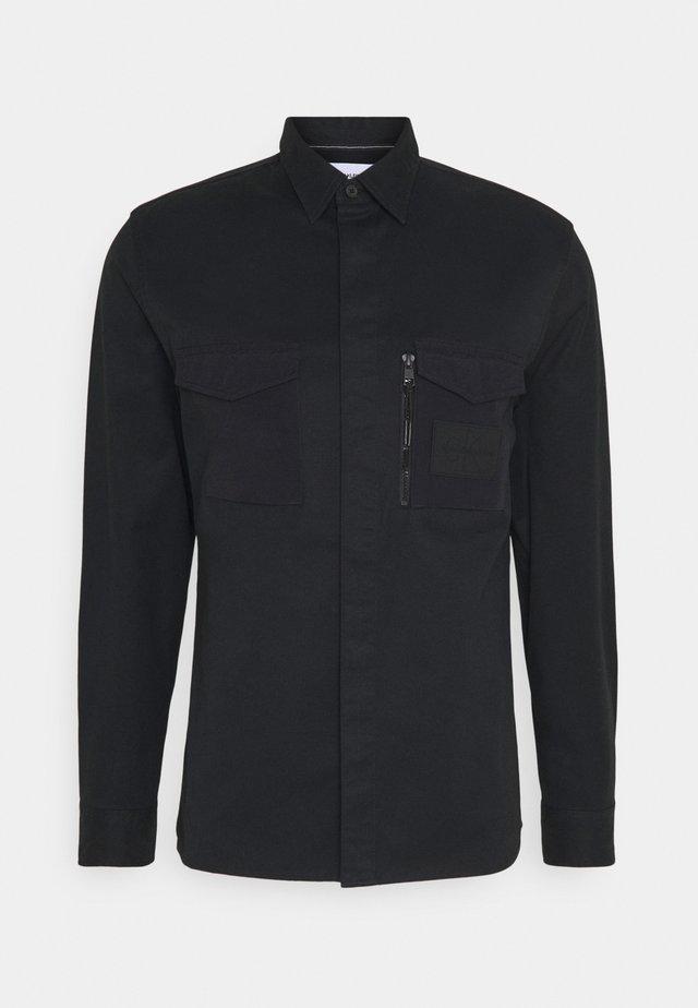 MINIMAL UTILITY - Shirt - black