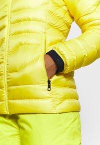 J.LINDEBERG - EMMA  - Down jacket - banging yellow - 6