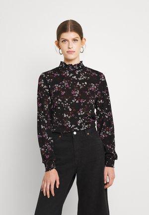 ONLPELLA - Long sleeved top - black