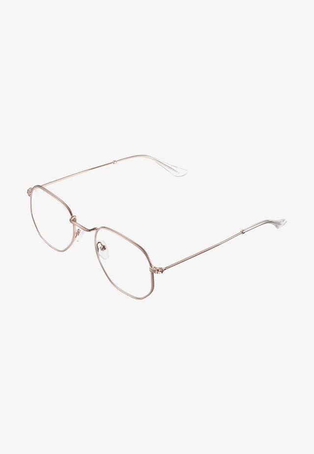 EYASI BLUE LIGHT - Sunglasses - rose