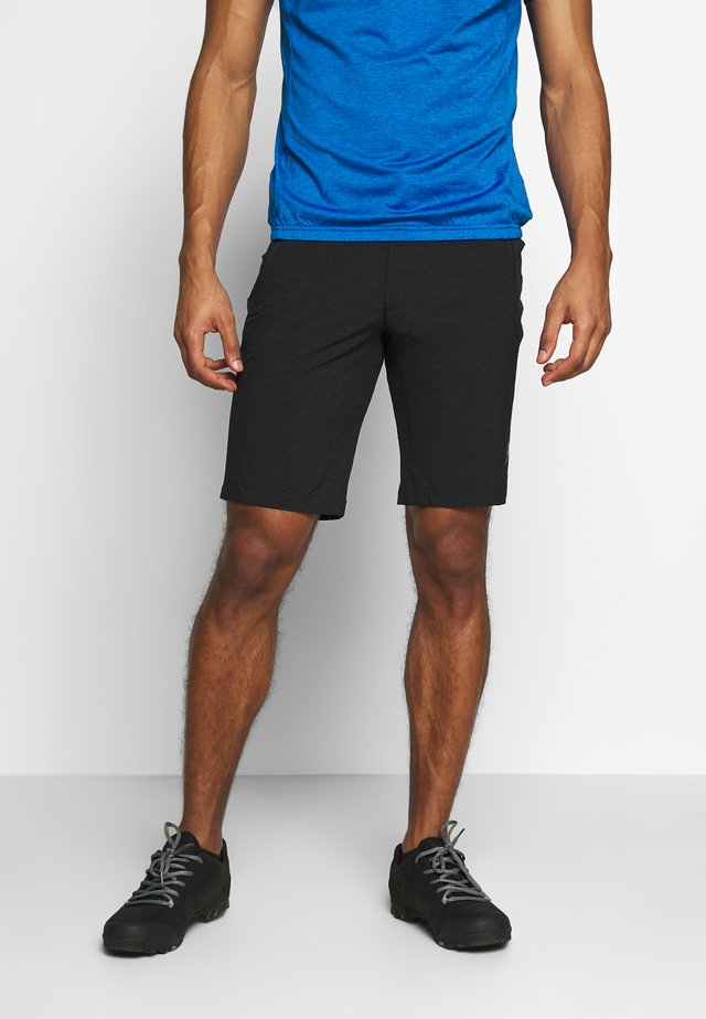 RANTSILA - Pantaloncini sportivi - black