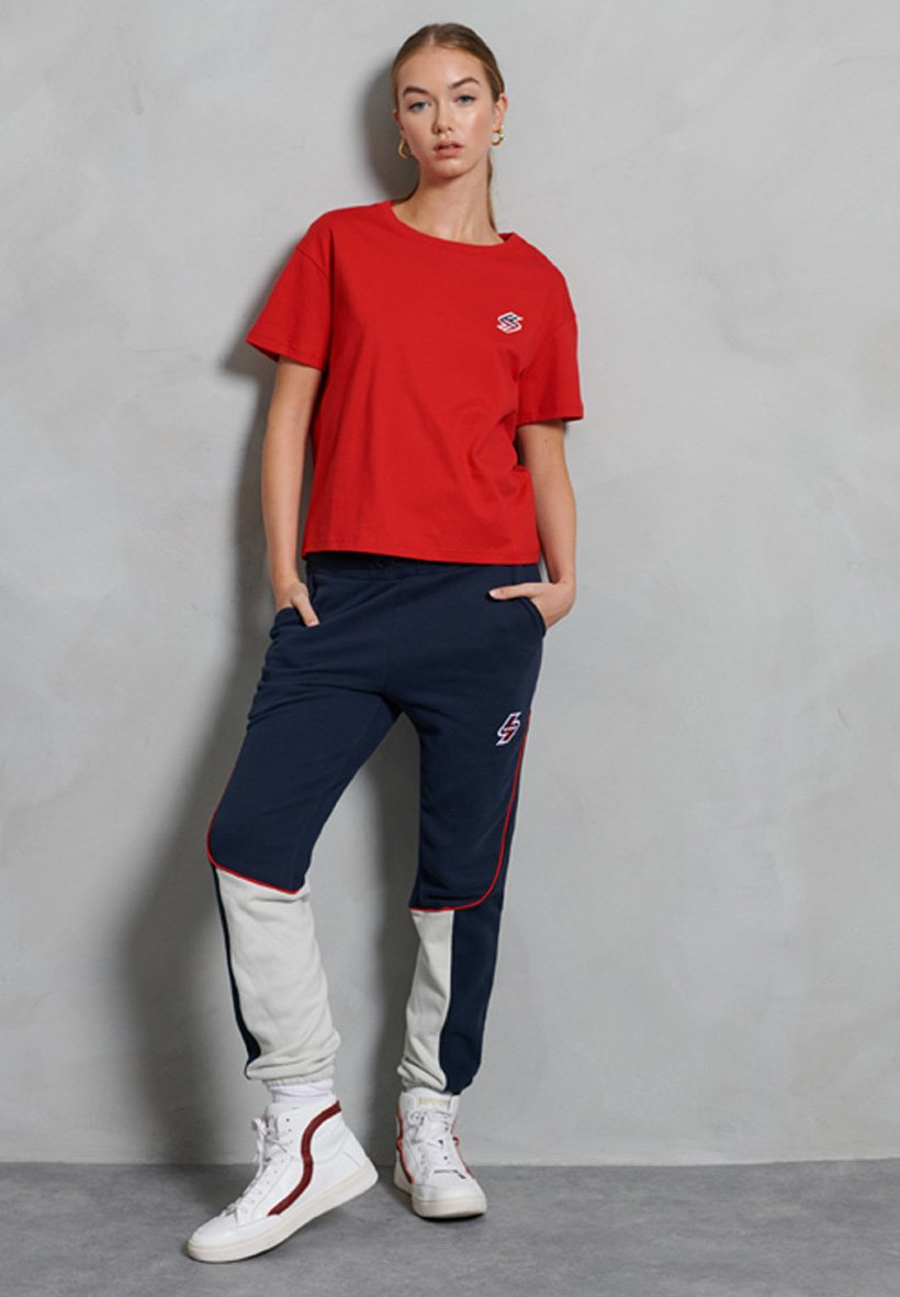 Femme BOXY - T-shirt basique