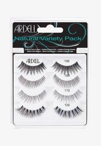Ardell - NATURAL VARIETY PACK - False eyelashes - - - 0