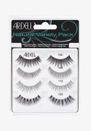 NATURAL VARIETY PACK - False eyelashes - -