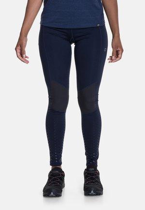 LELYUR - Leggings - blue