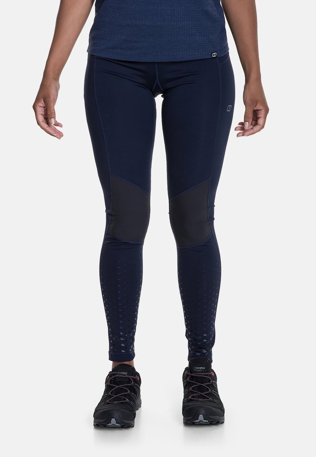 LELYUR - Leggings - blue