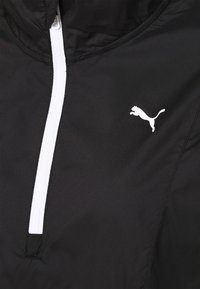 Puma - TRAIN LOGO QUARTER  - Training jacket - puma black - 5