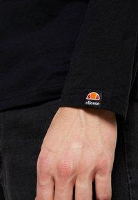 Ellesse - GRAZIE - T-shirt à manches longues - black - 5