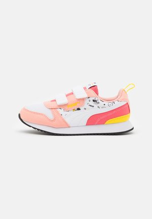 PEANUTS PUMA R78 UNISEX - Baskets basses - apricot blush/white