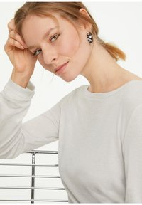 comma casual identity - Long sleeved top - white - 2
