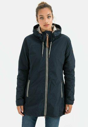 Winter coat - night blue