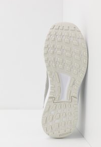adidas Performance - DURAMO 9 - Neutral running shoes - metallic grey/footwear white/grey - 4