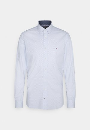 MINI ALL OVER PRINT SHIRT - Camicia - white/light blue
