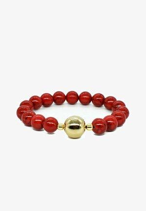 QUARZ - Armband - sanguine red