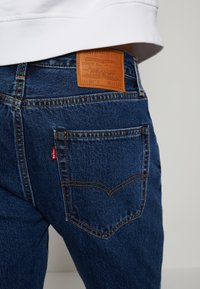 Levi's® - 551Z™ AUTHENTIC STRAIGHT - Jeans a sigaretta - dark blue denim - 5