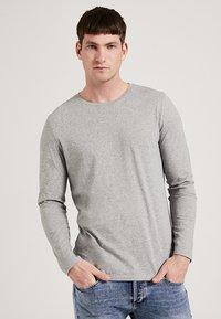 Phyne - T-shirt à manches longues - grey - 0