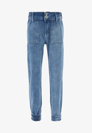 RELAXED FIT - Relaxed fit jeans - blue