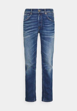 WILLBI ORIGINAL - Jeans straight leg - blue denim