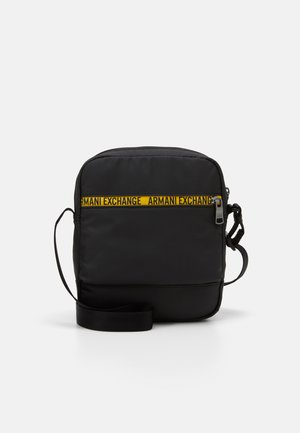CROSSBODY BAG - Across body bag - nero