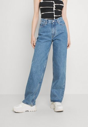 RAIL  - Relaxed fit jeans - hanson blue