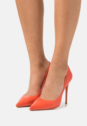 AELIA - Classic heels - orange