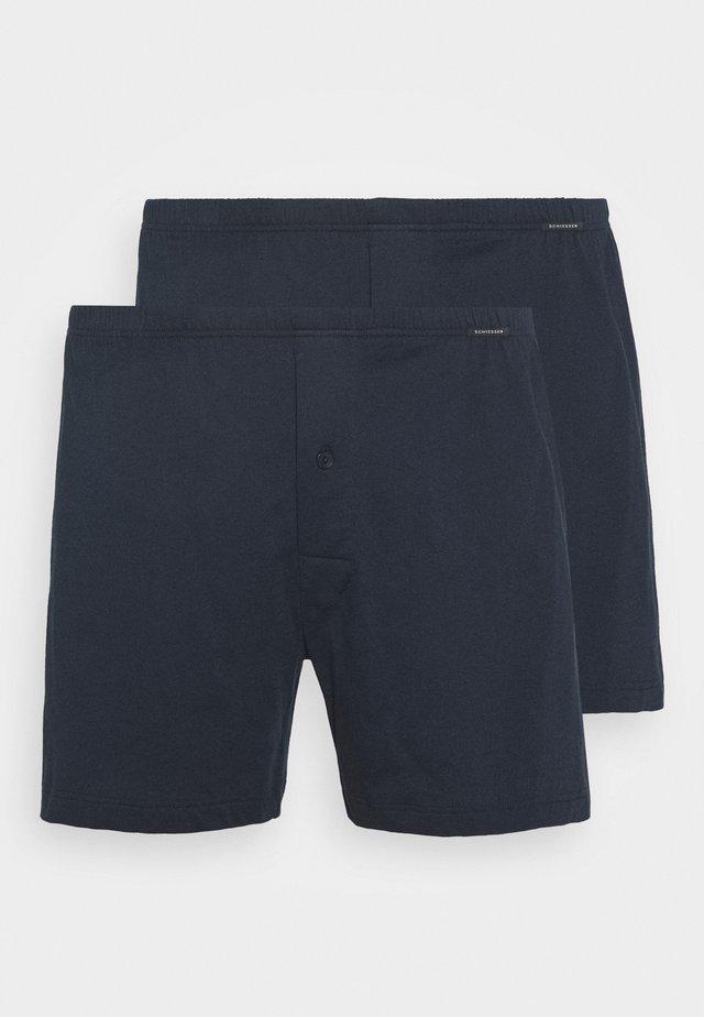 2 PACK  - Boxershorts - dunkelblau