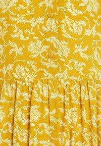 Object Tall - OBJSOPHIA DRESS TALL - Shirt dress - honey mustard - 2