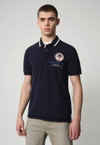Napapijri - GANDY - Poloshirt - blu marine - 0