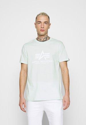 T-shirt imprimé - mint