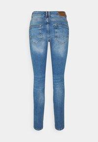 Mos Mosh - AMBER - Skinny džíny - light blue - 1
