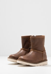Pinocchio - Classic ankle boots - chestnut - 3