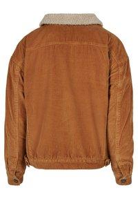 Urban Classics Curvy - Light jacket - toffee/beige - 5