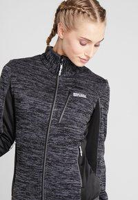 Regatta - LANEY VI - Fleece jacket - black - 3