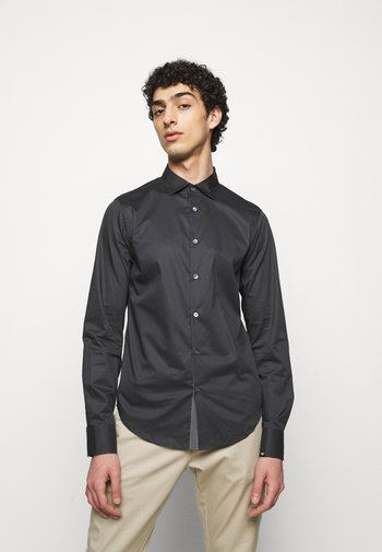 SHIRT - Formal shirt - anthracite