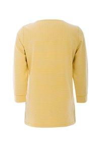 S'questo - Sweatshirt - mittelgelb - 1